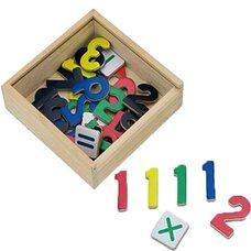Набор магнитных фигур «Цифры и знаки»