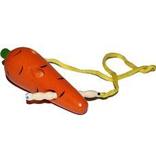 Шнуровка «Морковка» расписная
