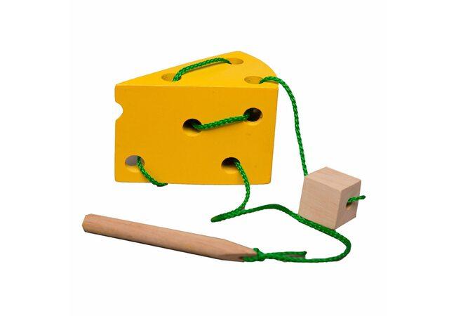 Шнуровка «Сыр»