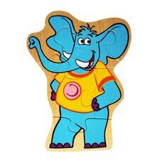 Пазл-животное «Слон»