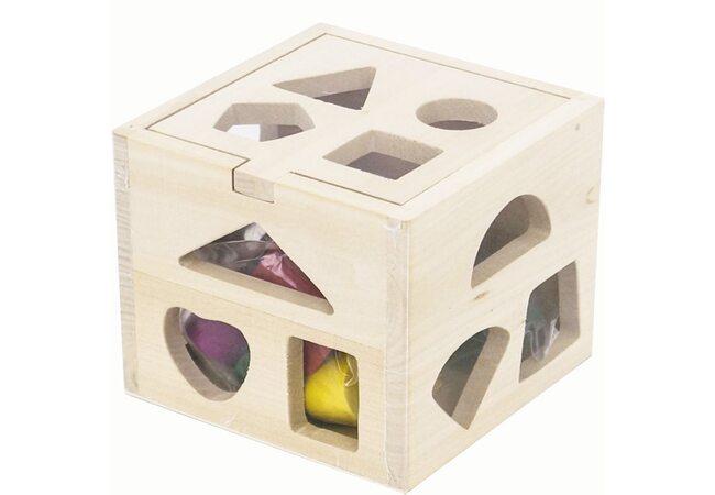 Куб-сортер «Фигуры»