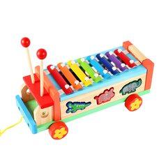 Машинка-ксилофон «Zoo»