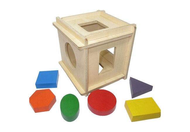 Геометрический сортер-конструктор