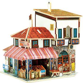 Магазин специй (Турция), сборная модель, 40 дет.