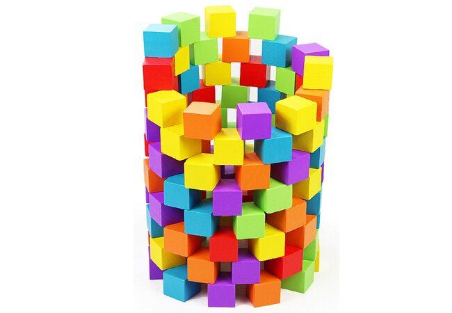 Сто кубиков «Комбинация», 100 шт.