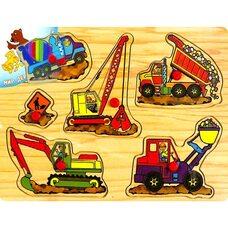 Строительный транспорт