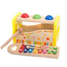 Стучалка-ксилофон (цветная)