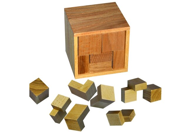 Головоломка «Супер-куб»