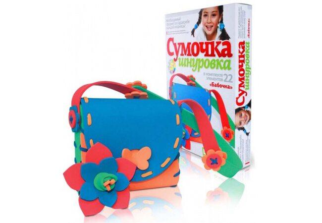 Модная сумочка «Бабочка»