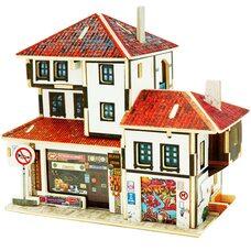 Сувенирный магазин (Турция), сборная модель, 40 дет.