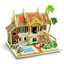 Тайский отель, сборная модель, 56 дет.