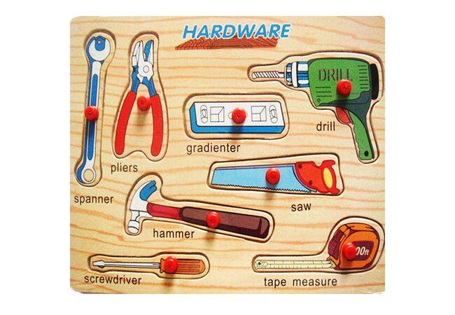 Вкладыши «Набор инструментов»