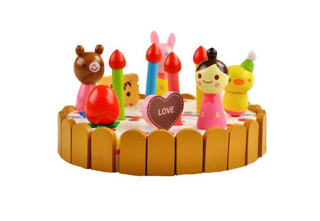 Набор тортик маленький