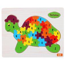 Пазл «Черепаха Тортила», 26 дет