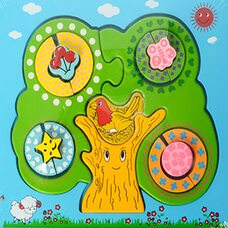 Объемная мозаика «Дерево»