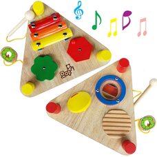 Музыкальный набор инструментов 6 в 1