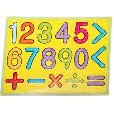 Доска «Цифры-знаки»