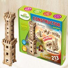 Конструктор «Башня», 213 дет.