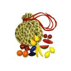 Волшебный мешочек фрукты-ягоды цветные