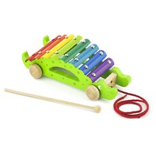 Каталка-ксилофон «Крокодильчик»