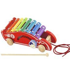 Каталка-ксилофон «Гоночный автомобиль»
