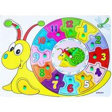 Часы «Улитка»