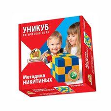 Кубики Никитина «Уникуб» (3+), методика развития