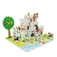 Сборная модель «Замок Средневековья»,35 дет.