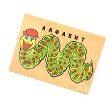 Змейка-алфавит (рус.)