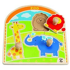 Вкладыши для самых маленьких «В зоопарке»