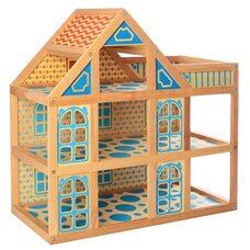 Кукольный домик 3 этажа