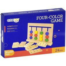 Логическая игра «4 цвета»