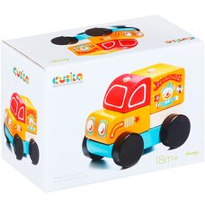 Машинка-пирамидка «Цирк»