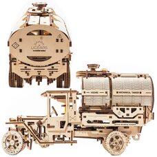 Механическая 3D-модель «Автоцистерна», 594 дет.