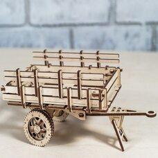 Механическая 3D-модель «Дополнительный набор к грузовику UGM-11», 322 дет.