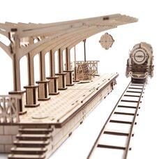 Механическая 3D-модель «Перрон», 196 дет.