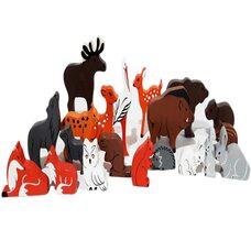 Фигурки животных от «ТМ HEGA»
