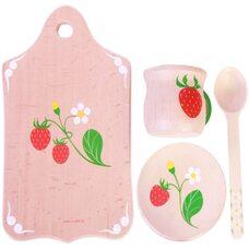 Набор посуды «Я саменька», 4 предмета