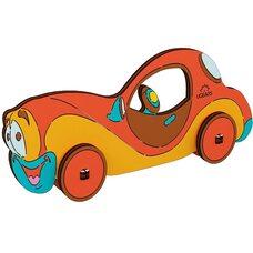 Сборная 3D-модель «Автомобиль», 8 дет. (раскраска)