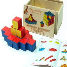 Кубики Никитина «Уникуб» (Розумний Лис)