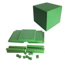 Единицы объема. Математический куб.