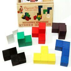 Кубики Никитина «Кубики для всех» (Розумний Лис)