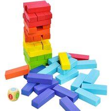 Игра «VEZHA» (цветная), 54 дет.
