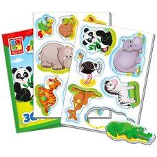Магниты «Зоопарк»