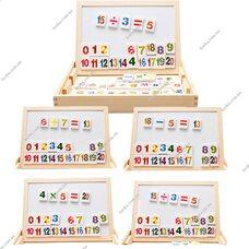Обучающий чемоданчик «Цифры-буквы»