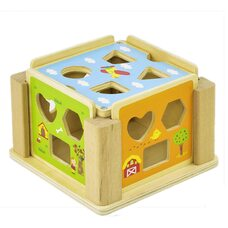 Геометрический сортер «Куб»