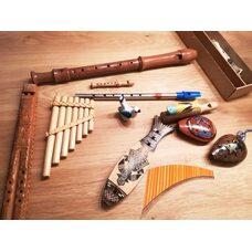 Флейта – древнейший музыкальный инструмент