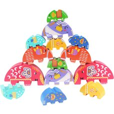 Акробаты Слонята