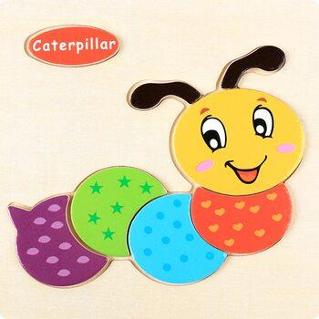 Carpenterworm, 7 дет.