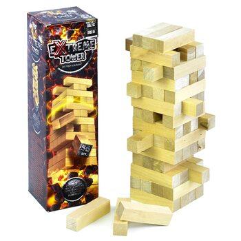 Настольная игра «Extreme Tower», 56 дет.